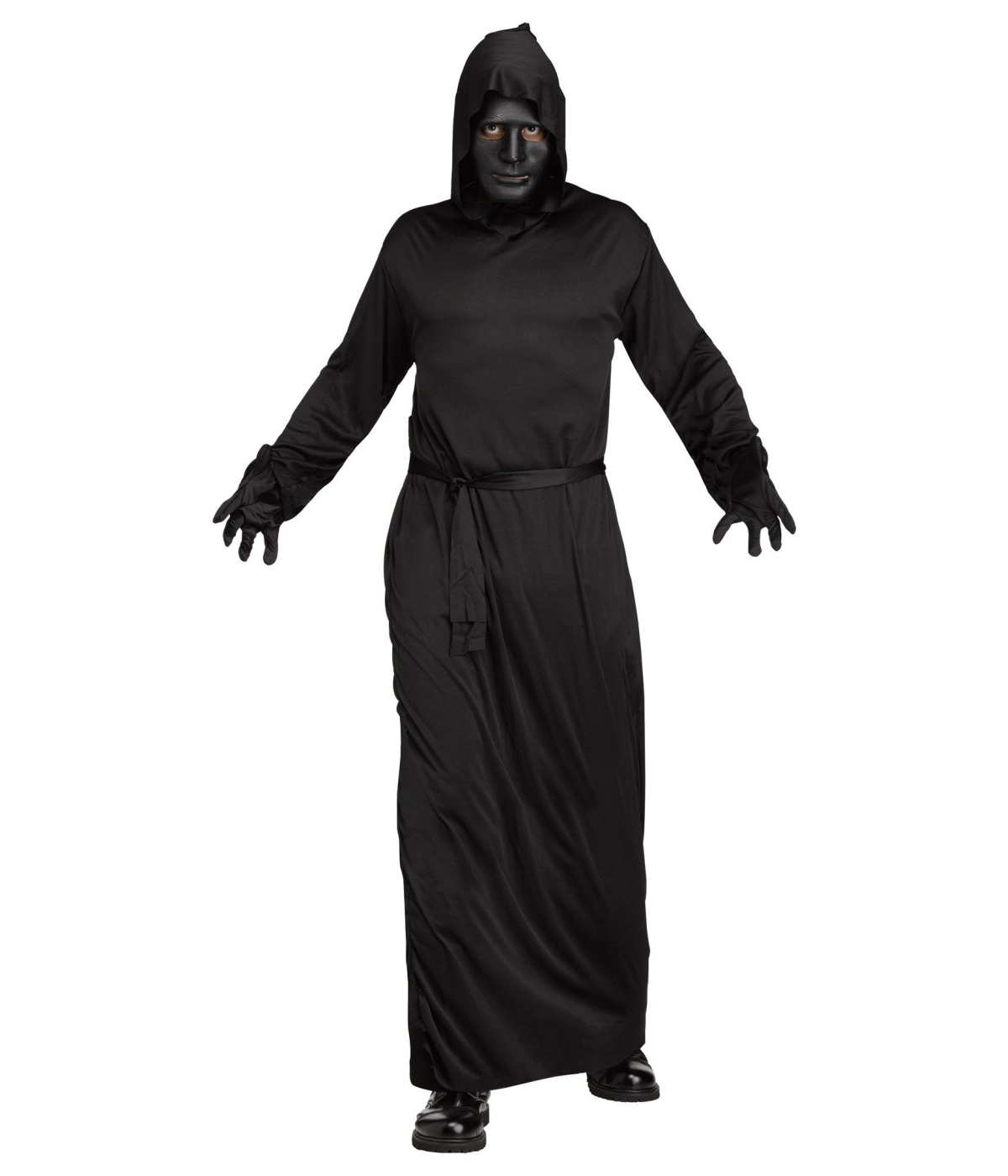 Mens Haunted Faceless Ghost Costume