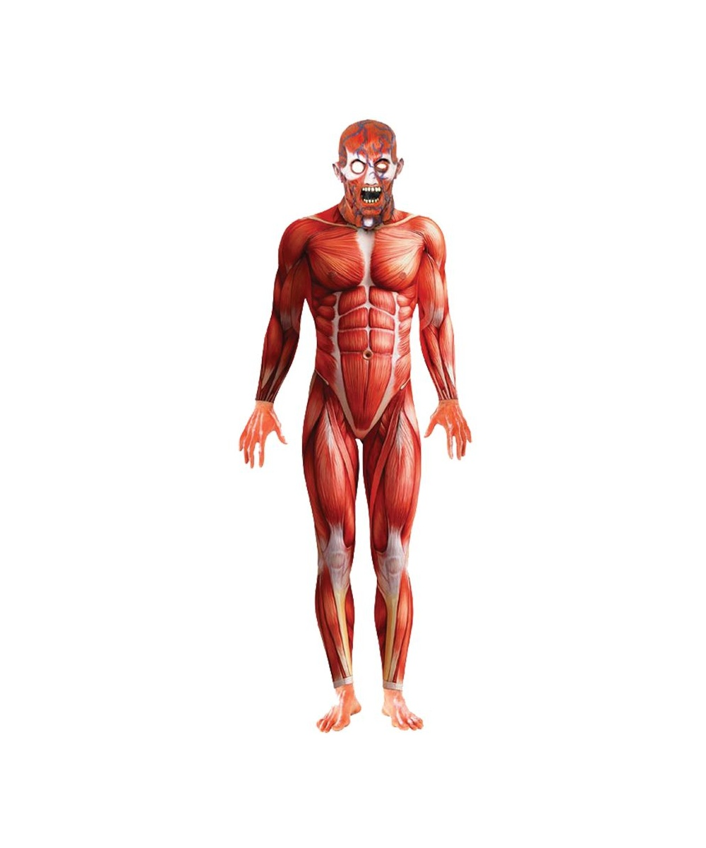 The Human Male Anatomy Mens Costume - General Category