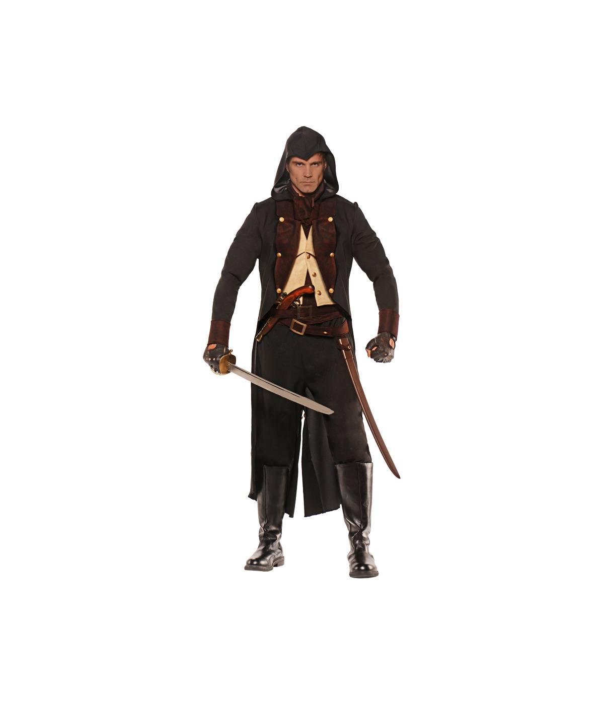 Mens Stealthy Assassin Costume