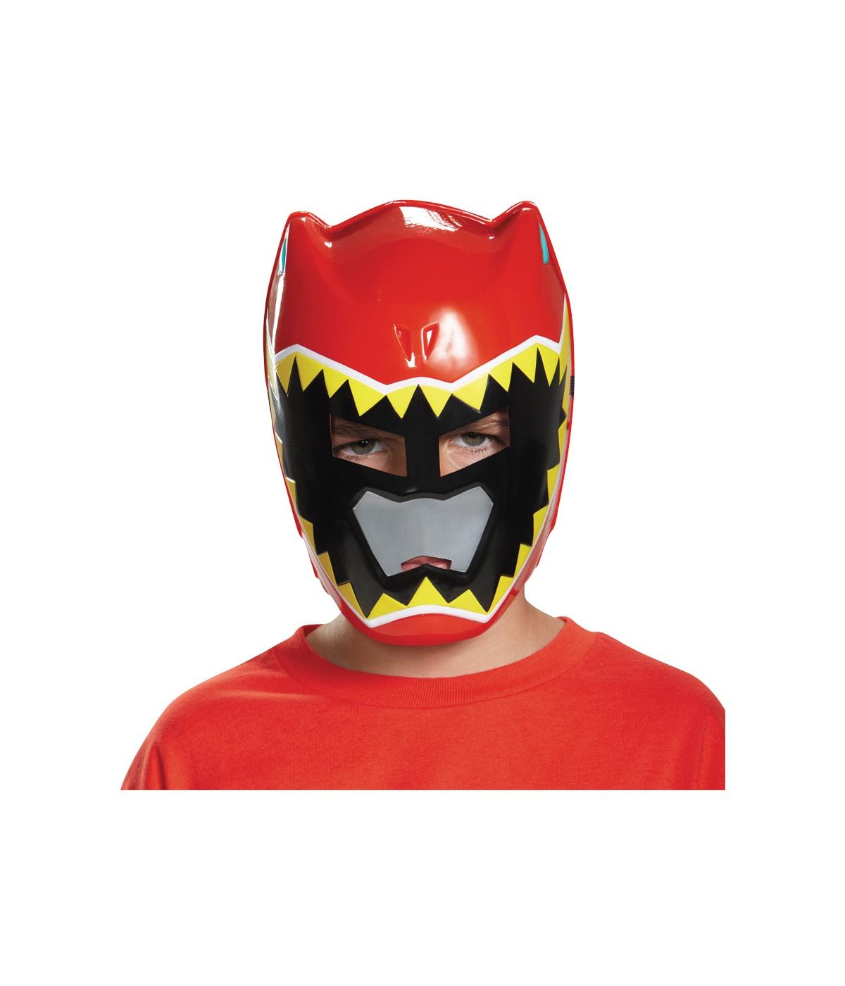 power rangers dino charge red ranger boys mask   tv show
