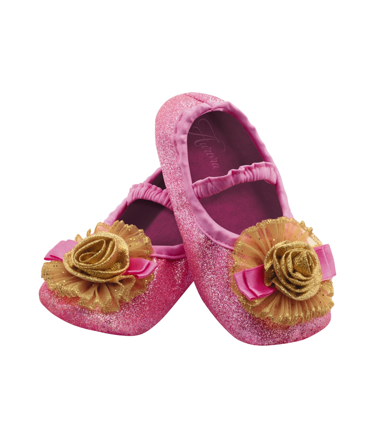 Princess Aurora Baby Slippers