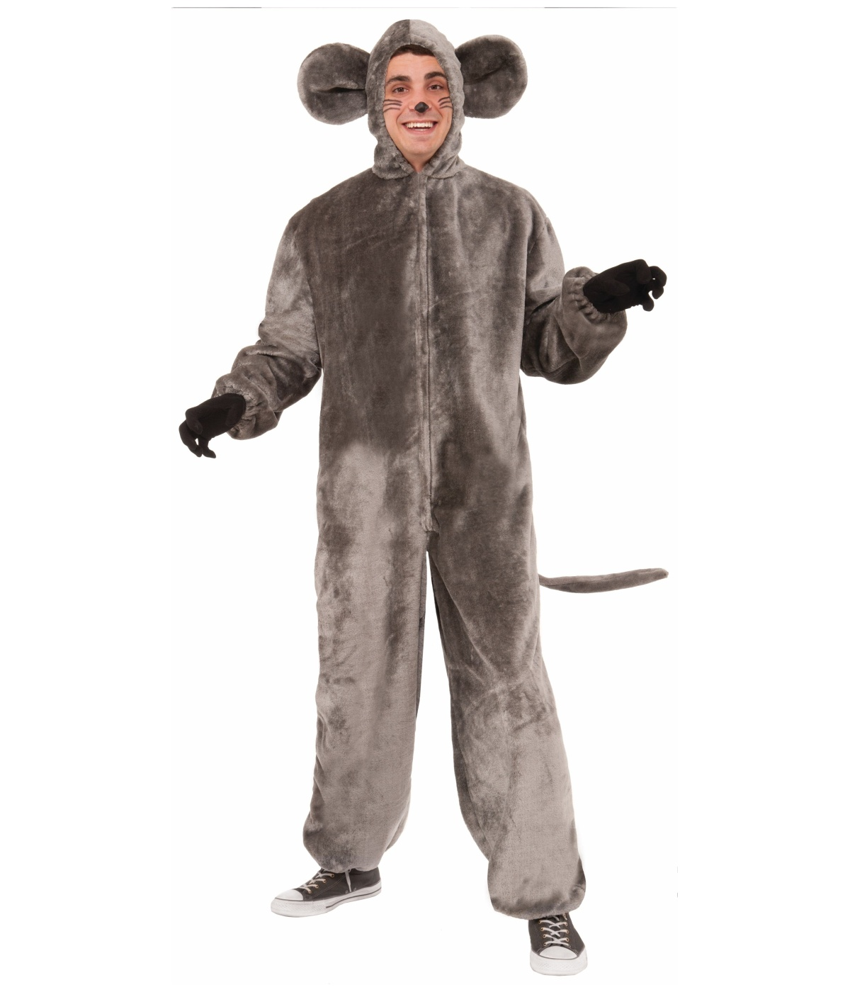 sc 1 st  Wonder Costumes & Sneaky Gray Mouse Mascot Costume - Mascot Costumes