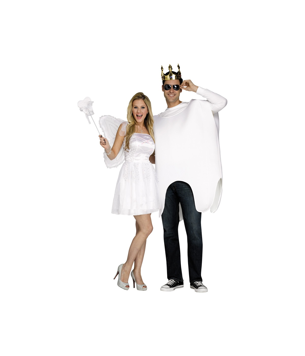 Plus Size Couple Halloween Costumes