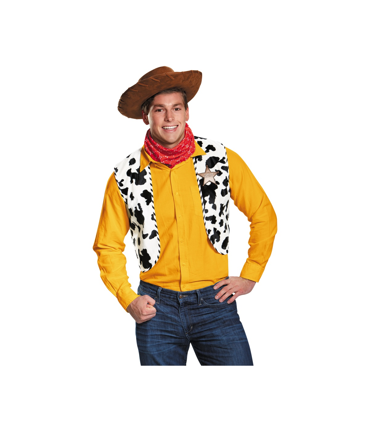 Toy Story Woody Men Costume Kit Disney Costumes