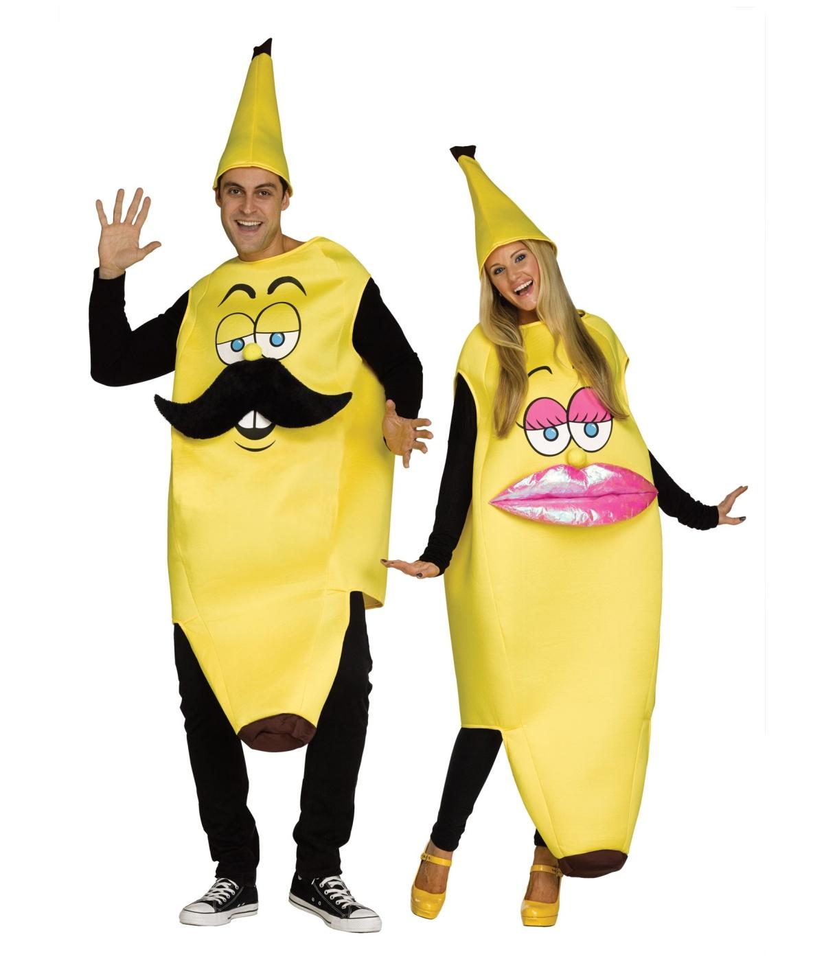 Banana Mama Womens Costume Food Costumes