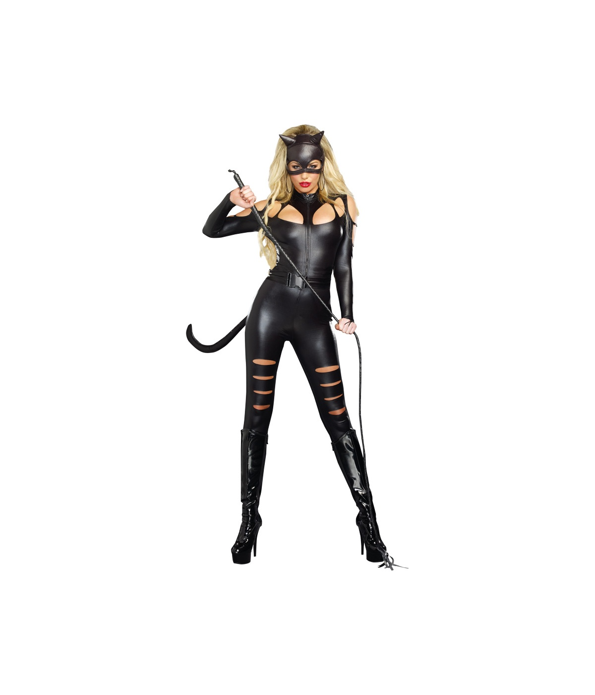 Womens Cat Fight Costume