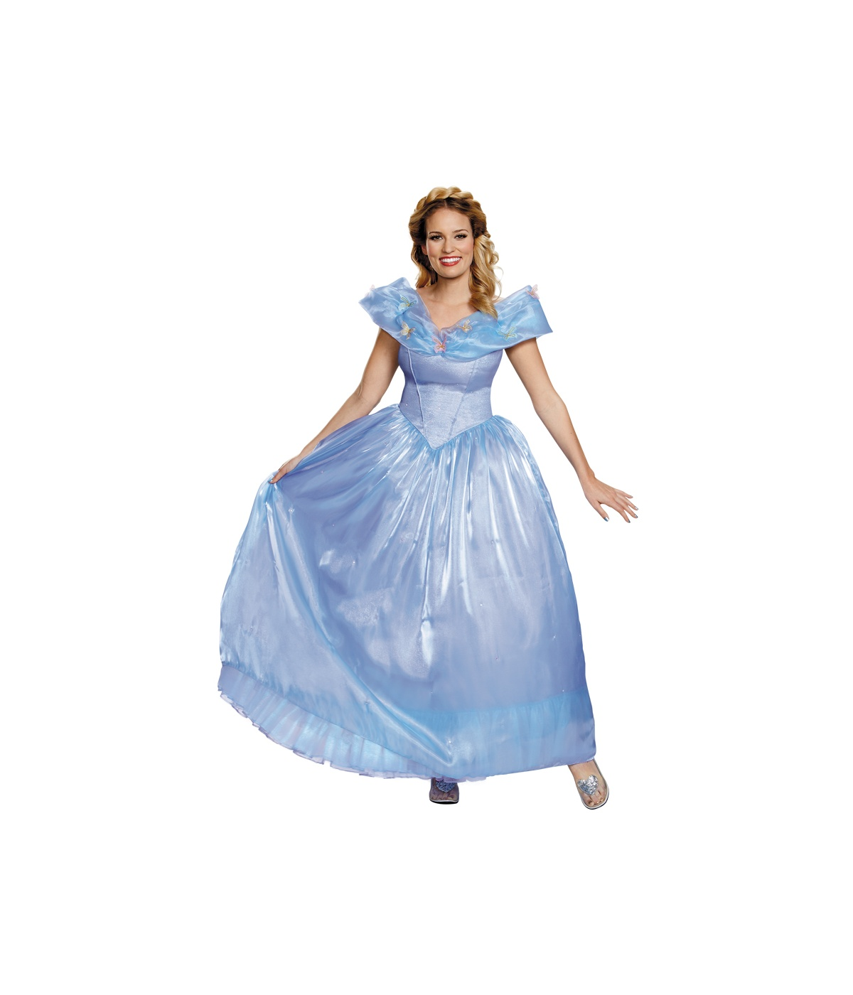 Womens Cinderella Movie Costume Theatrical