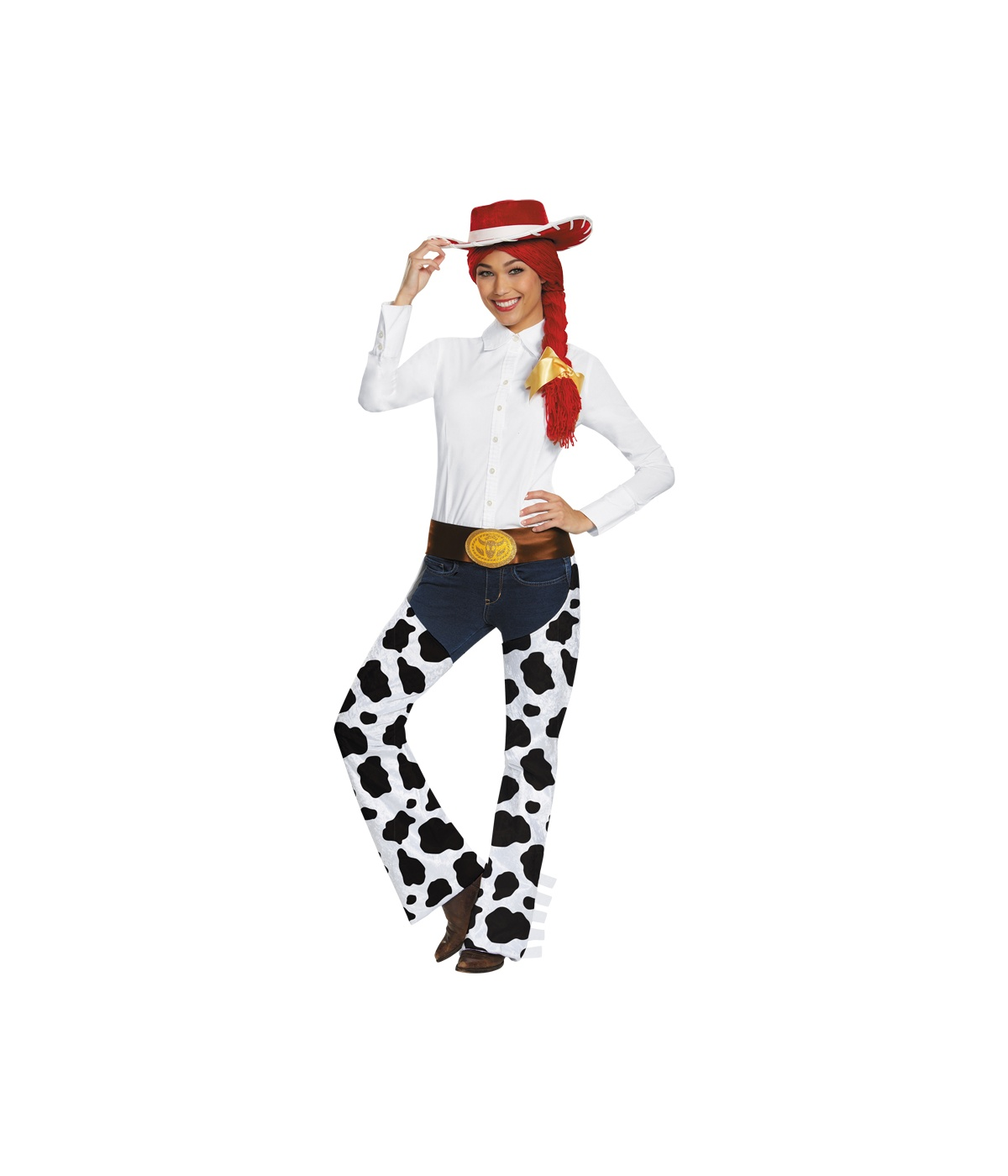 Womens Jessie Costume Kit