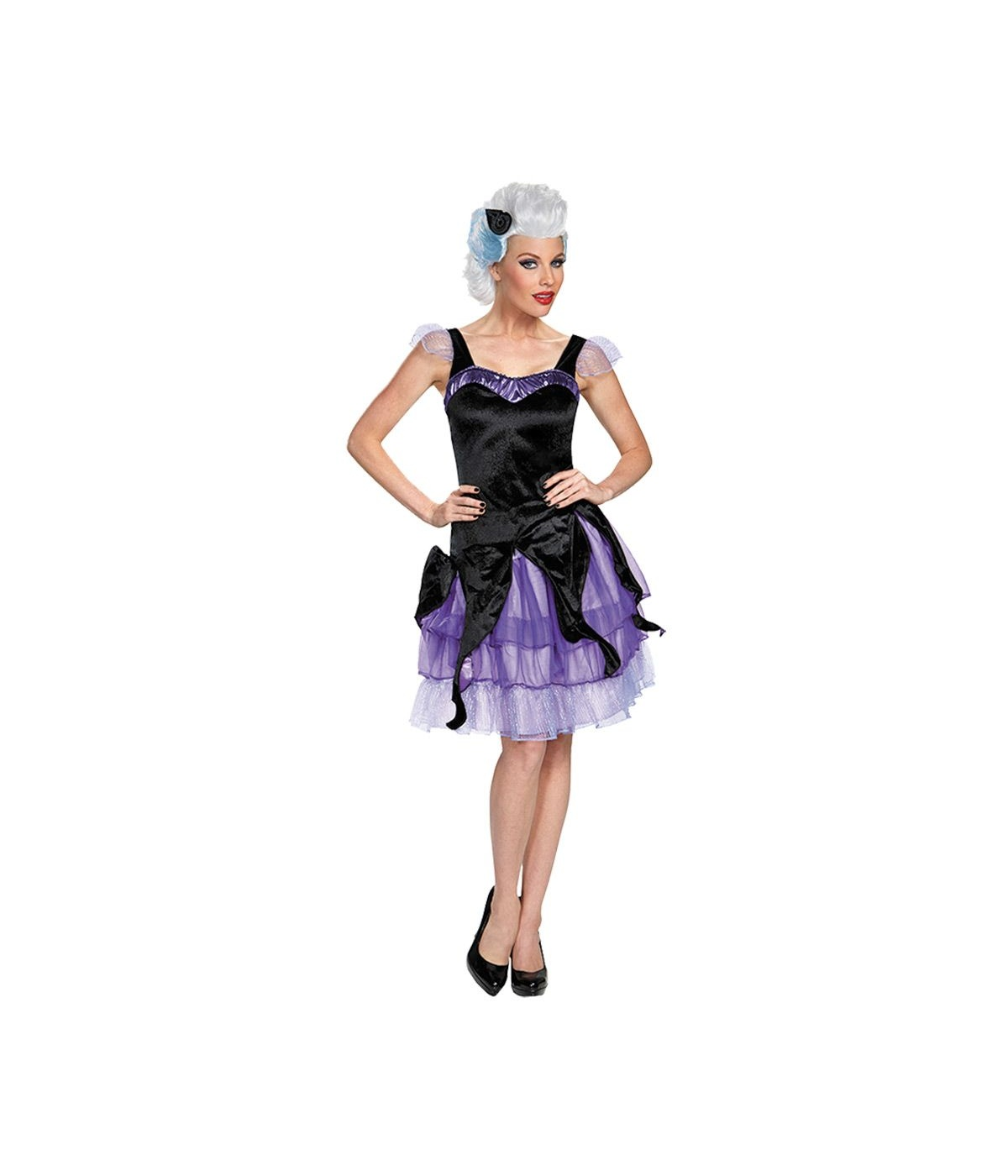 Womens Mermaid Ursula Costume