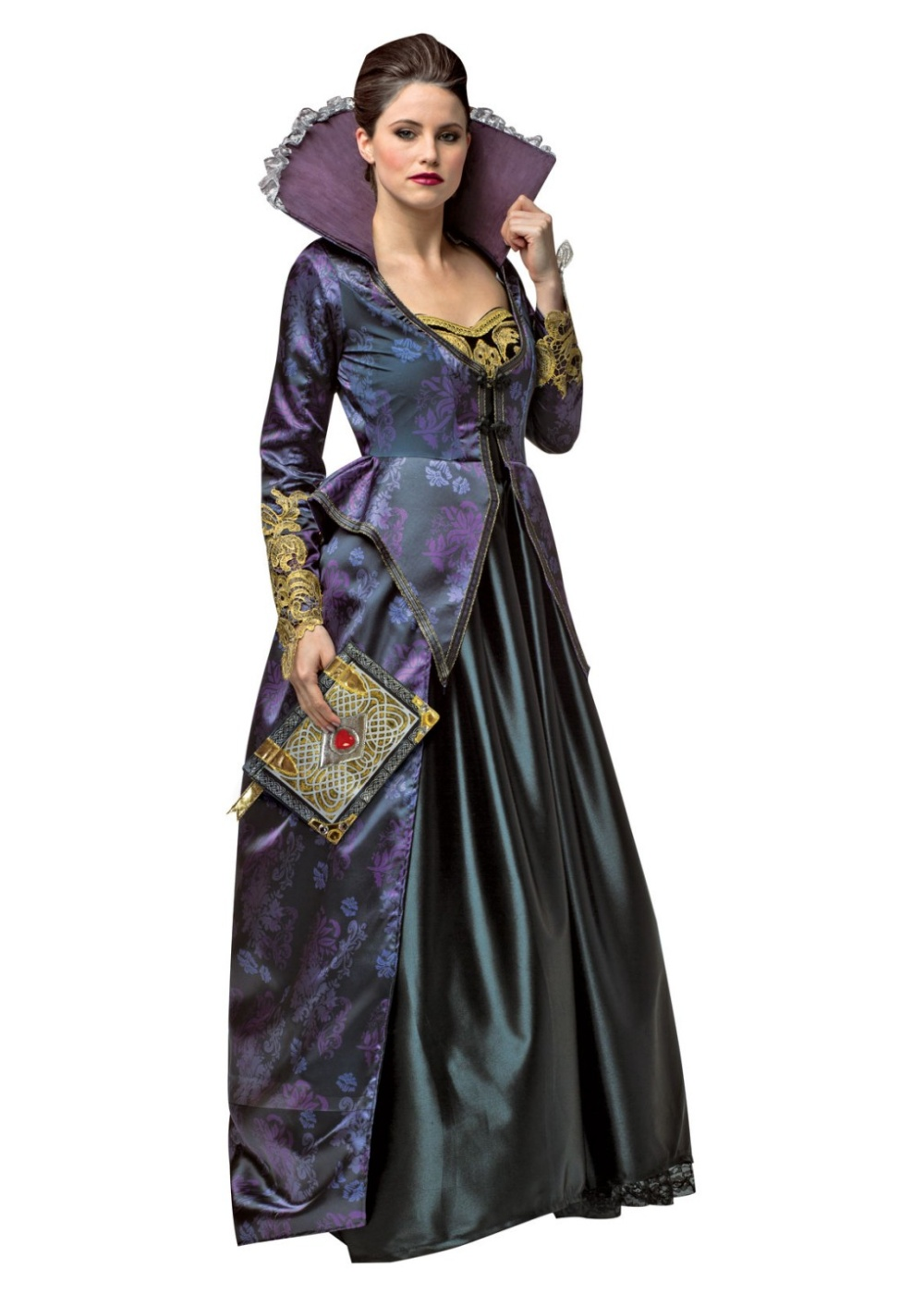 Costume Halloween Regina.Once Upon A Time Queen Regina Womens Costume Movie Costumes
