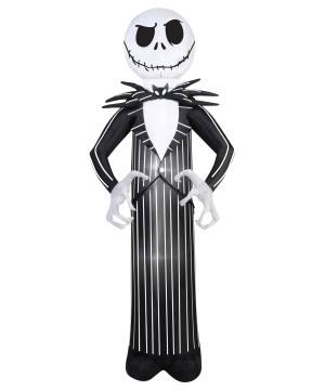 Airblown Jack Skellington Decoration