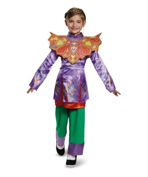 Alice Asian Look Alice Through the Looking Glass Girl Costume
