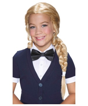 Alice Braided Girls Wig