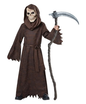 Ancient Reaper Boys Costume