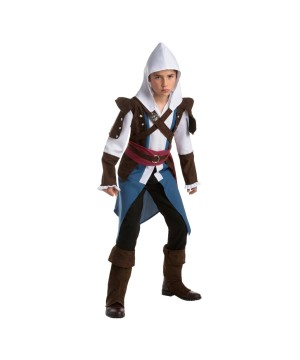 Assassins Creed Edward Teen Boys Costume