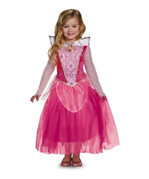 Aurora Disney Girls Costume deluxe