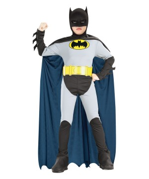 Batman Animated Boys Costume