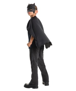 Batman Cape With Mask Boys Costume Set