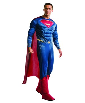 Batman V Superman Movie Superman Costume