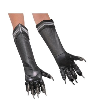 Black Panther Men Gloves