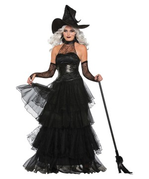 Black Witch Women Costume