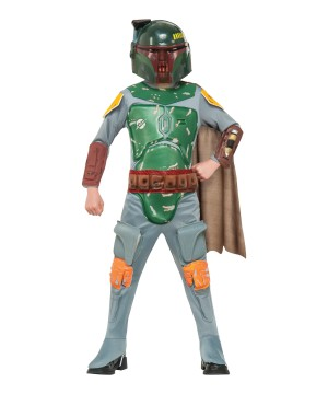 Boba Fett Boys Costume
