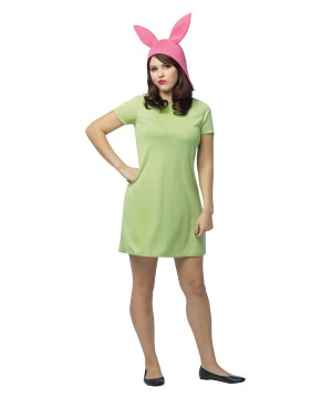 Bob's Burgers Louise Women Costume
