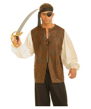 Buccaneer Pirate Men Shirt
