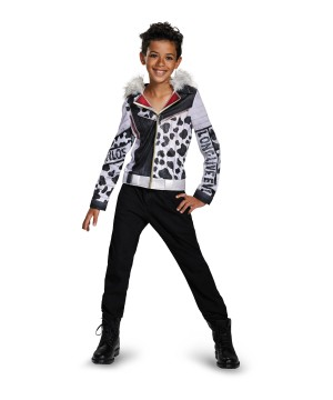 Carlos Descendants Boys Costume deluxe