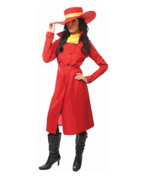 Where in the World Women Costume