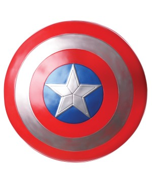 Civil War Captain America 24 inch Shield
