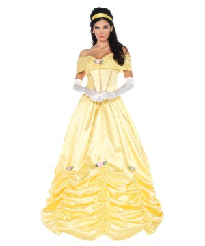 Beauty Belle Princess Women Costume Prestige