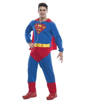 Classic Superman Men Jumpsuit
