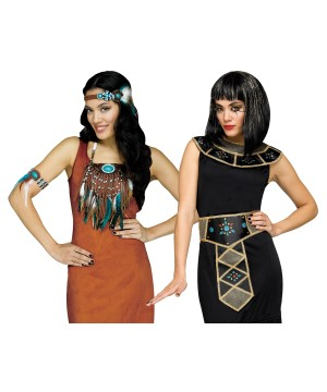 Cleopatra and Native American Instant Kits