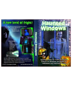 Dvd Combo Haunted Decoration