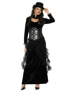 Dark Mistress Women Costume