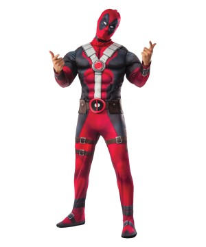 Deadpool Movie Adult Costume deluxe