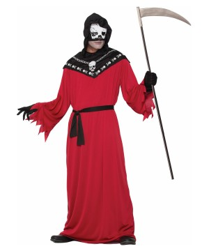 Demon Reaper Men Costume