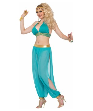 Desert Princess Belly Dancer Top