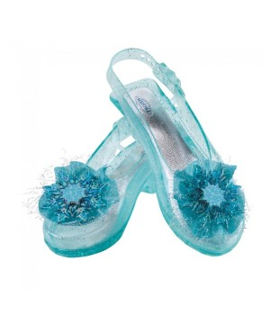 Disney Frozens Elsa Girls Shoes