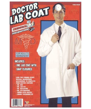Doctor Lab Coat Costume