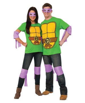 Donatello Ninja Turtle Costume Kit