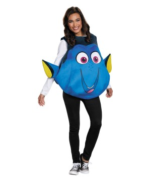 Disney Dory Fish Women Costume