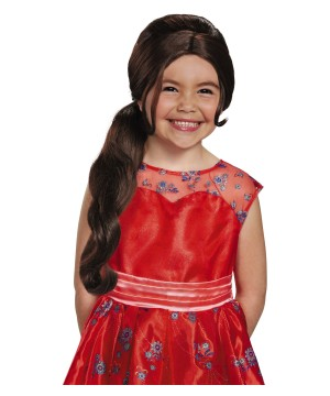 Elena of Avalor Disney Princess Wig