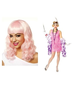 Flapper Darling Woman Costume Kit
