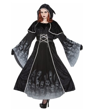 Forsaken Souls Women plus size Costume