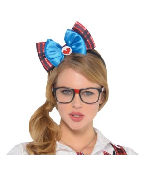 Geek Chic Bow Headband