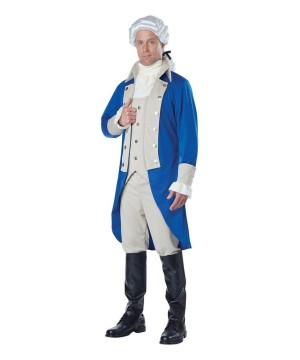 George Washington Men Costume
