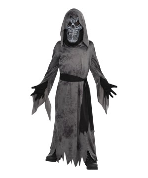 Ghastly Ghoul Boy Costume