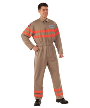 Ghostbuster Kevin Jumpsuit Men Costume